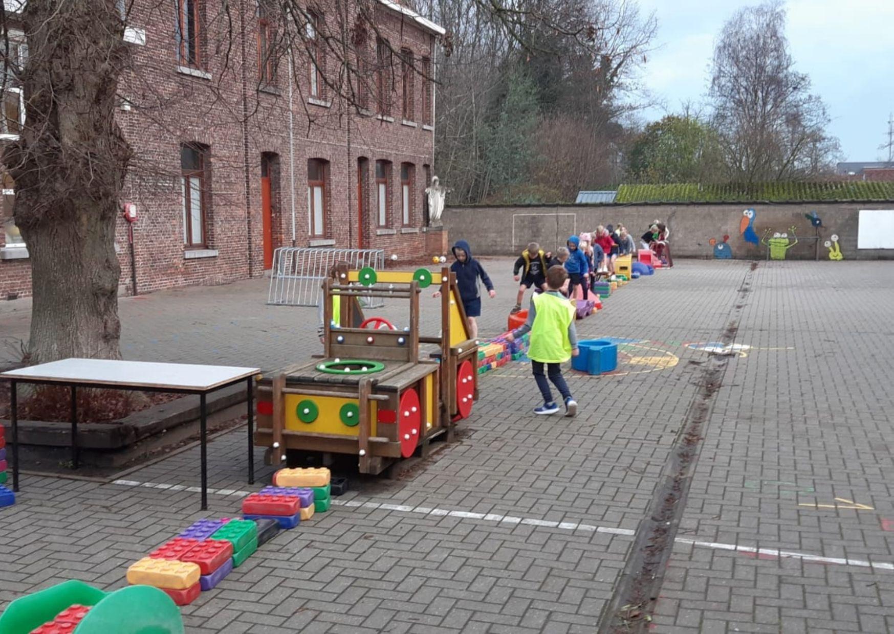 Sport op school